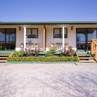 All Seasons Taupo Studio units