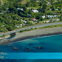 Kaikoura Coastal Campgrounds - Goose Bay