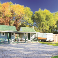 Kingston Holiday Park Cabins