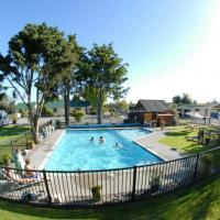 Motueka TOP 10 Holiday Park Swimming Pool