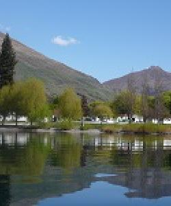 Glendhu Bay Lakeside Holiday Park