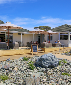Tahuna Beach Kiwi Holiday Park & Motel