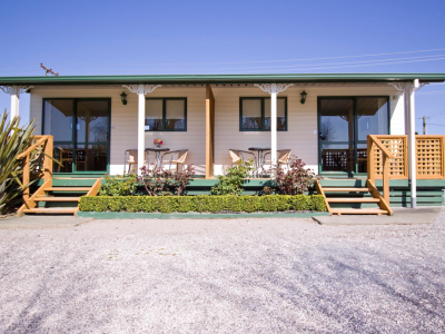 Taupo TOP 10 Holiday Park  (Formerly All Seasons Taupo)