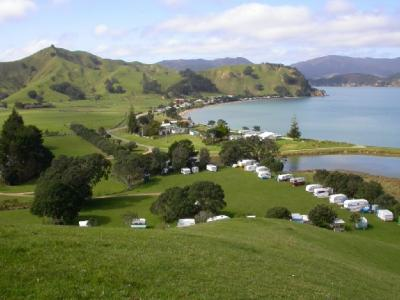 Otautu Bay Farm Camp