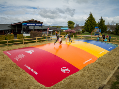 Te Anau Kiwi Holiday Park
