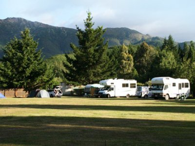 Alpine Holiday Apartments and Campground