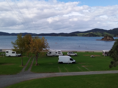 Whangaruru Beachfront Camp