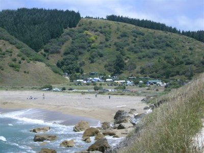 Waipatiki Beach Holiday Park