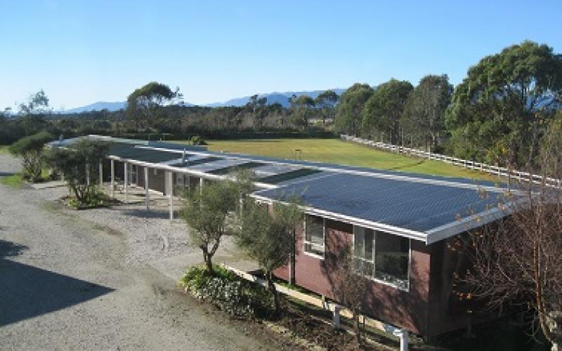 Haast Beach Holiday Park
