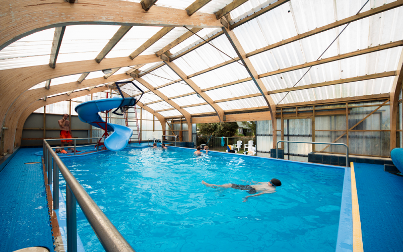 Christchurch TOP 10 Holiday Park - Indoor Pool