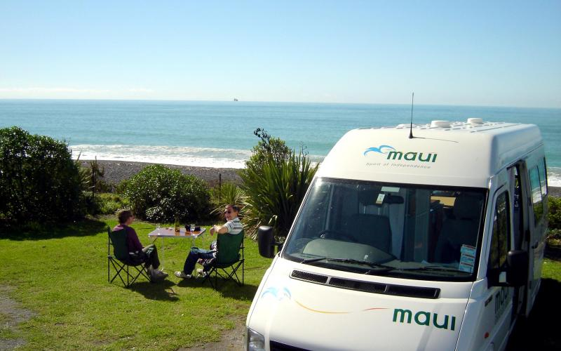 Napier Beach Kiwi Holiday Park & Motels