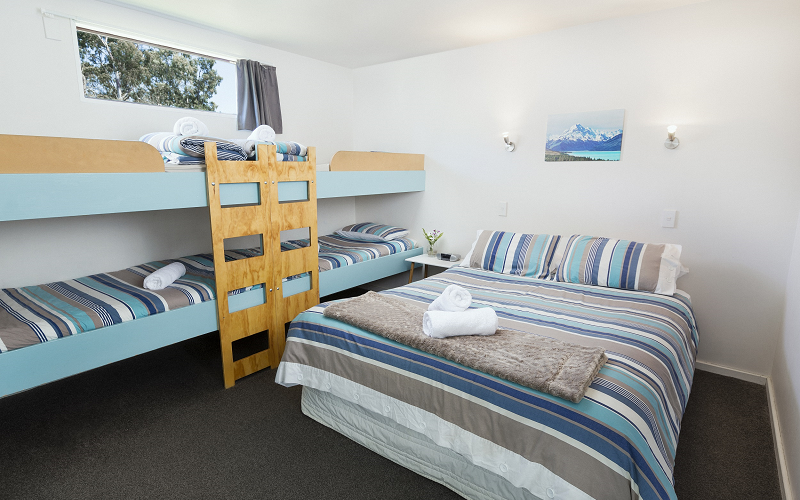 Christchurch holiday park accommodation North South Holiday Park
