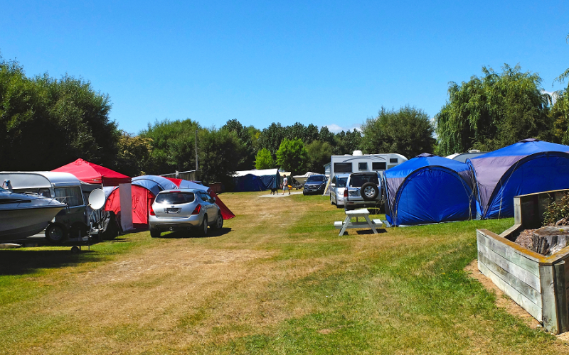 Kurow Holiday Park