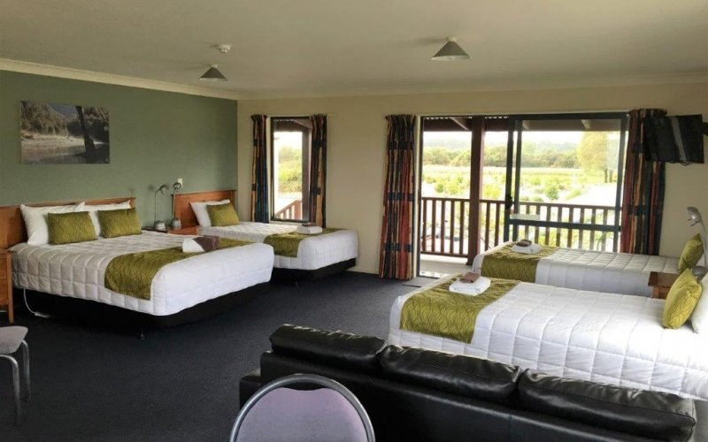 Haast River Motels & Holiday Park