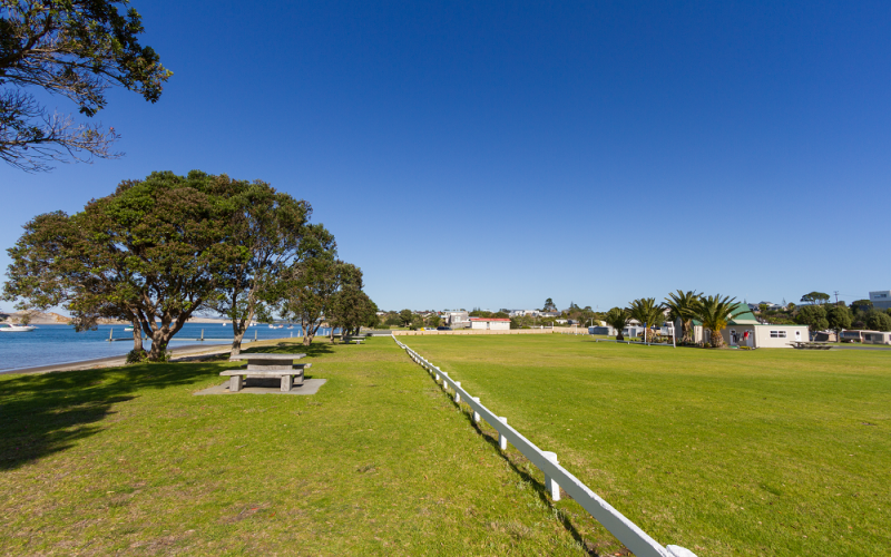 Mangawhai Heads Holiday Park - tent sites