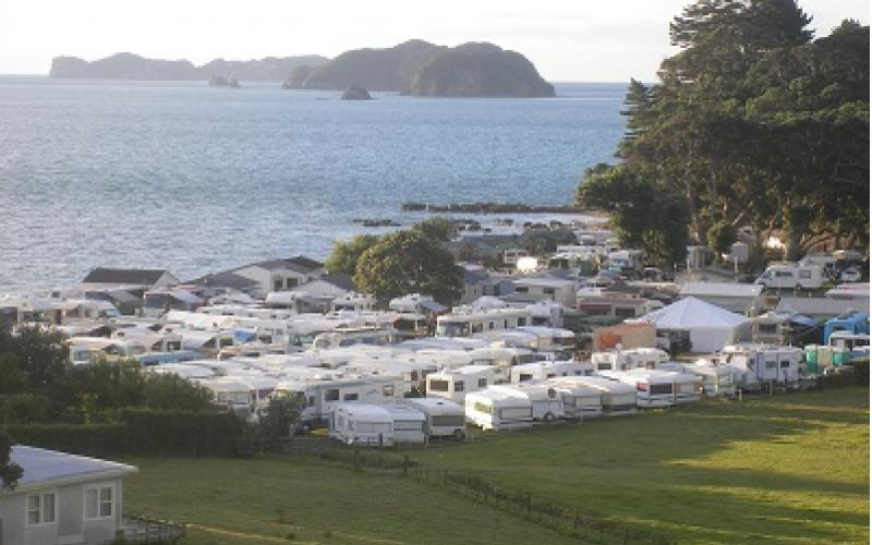Papa Aroha Holiday Park