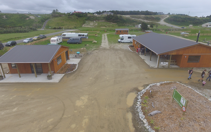 HOKITIKA HOLIDAY PARK
