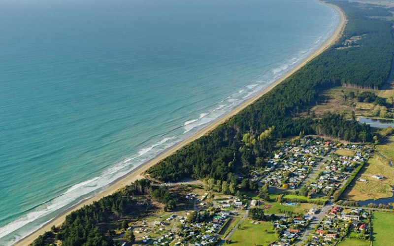 Waikuku Beach Holiday Park