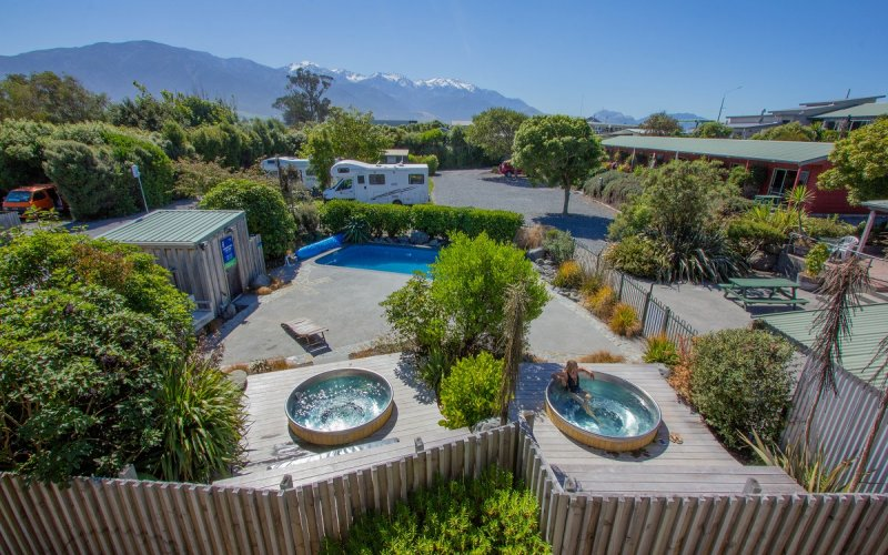 Alpine-Pacific Holiday Park Kaikoura