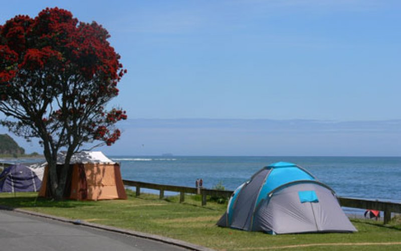 Oakura Beach Holiday Park