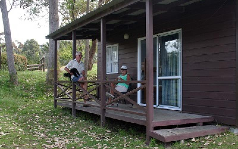 Cabin - Pukenui Holiday Park