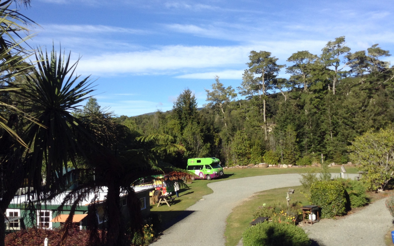 Possum Lodge Motels & Camping Ground
