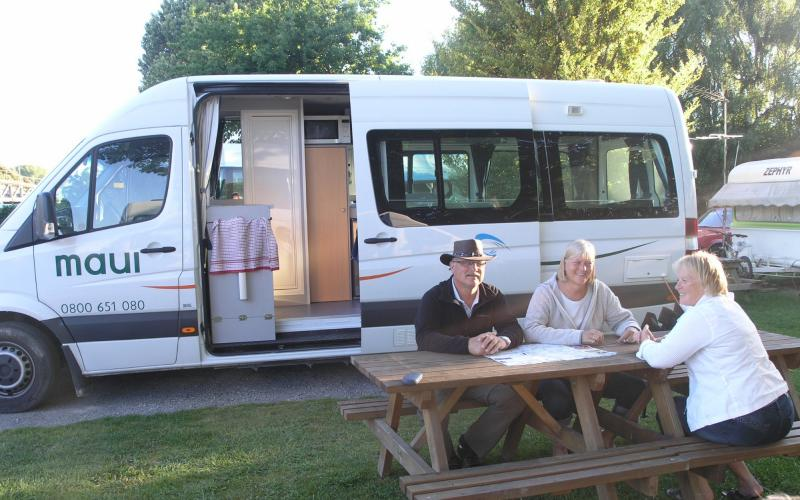 Blenheim TOP 10 Holiday Park