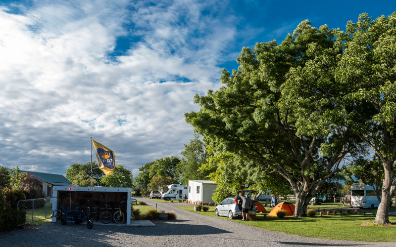 Martinborough TOP 10 Holiday Park