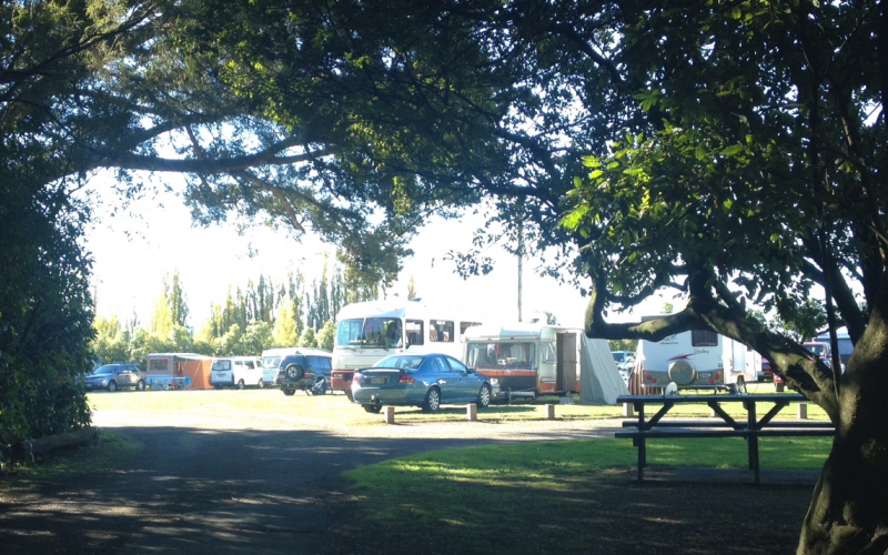 Greytown Campground