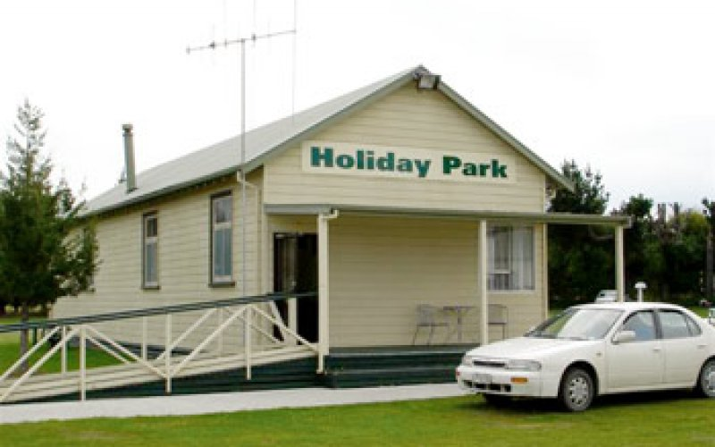 Grumpys Geraldine Kiwi Holiday Park & Accommodation