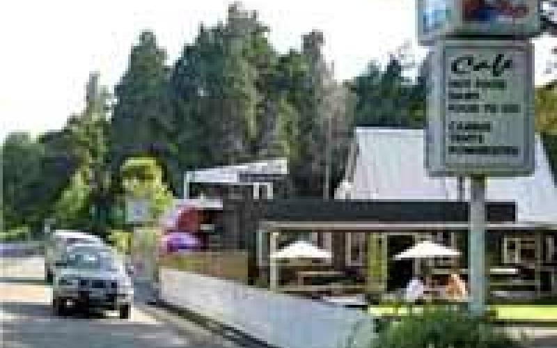 Morere Tearooms & Camping Ground