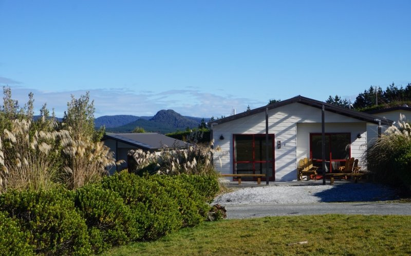 Catlins Whistling Frog Resort & RV Park