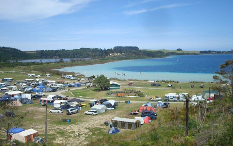 Kai Iwi Lakes Camping Ground