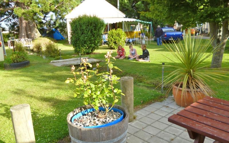 Mount Somers Holiday Park