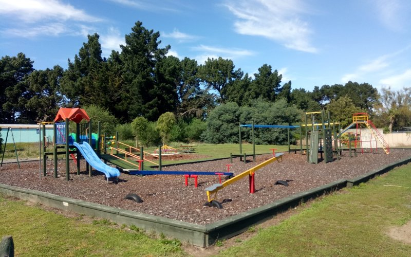 Leithfield Beach Holiday Park