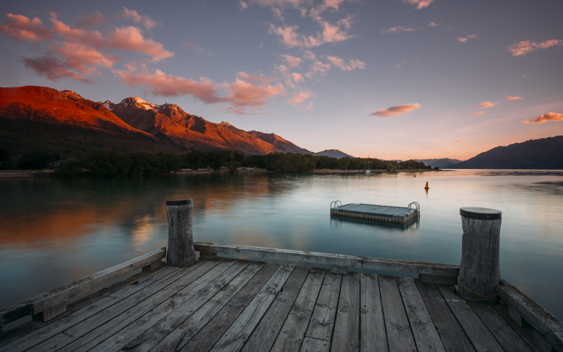 Camp Glenorchy