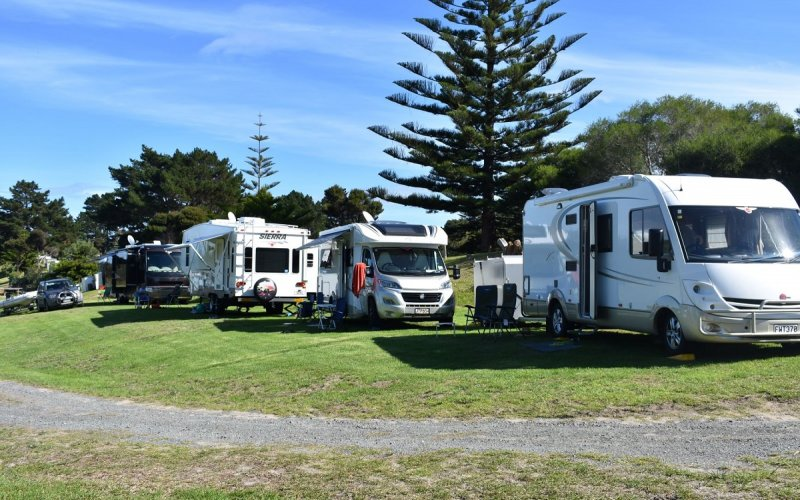 Houhora Heads ( Wagener) Holiday Park
